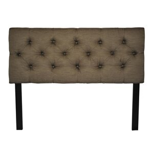 Jackie Upholstered Headboard by Sole Designs