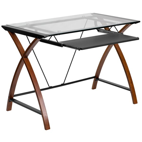 Wagstaff Computer Desk by Wrought Studio