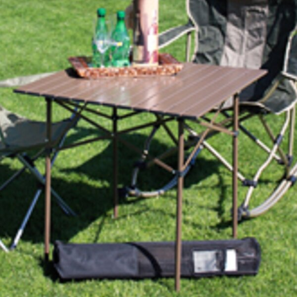 Lightweight Aluminum Picnic Table by String Light Company