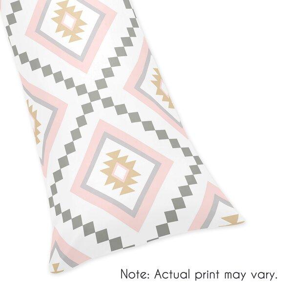 Aztec Body Pillow Case by Sweet Jojo Designs