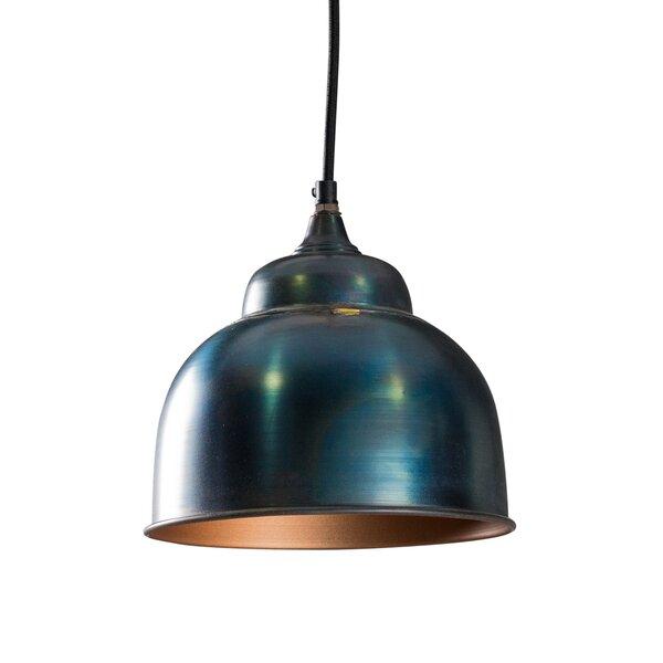 Brownville Light Bell Pendant by Wildon Home ®