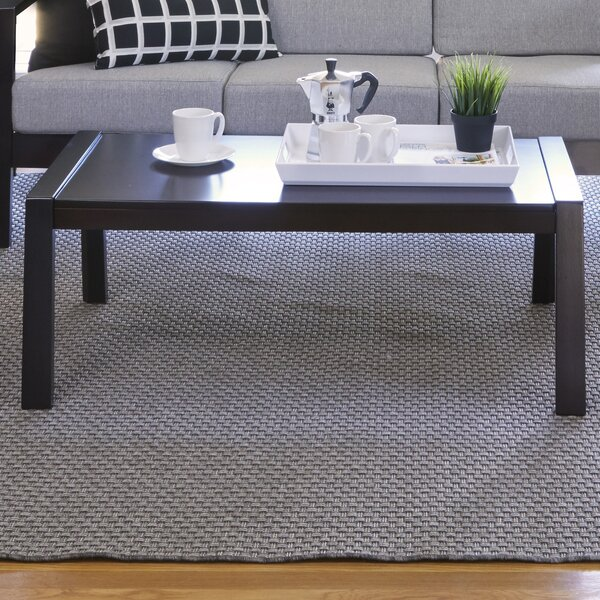 Curren Solid Wood Coffee Table By Charlton Home