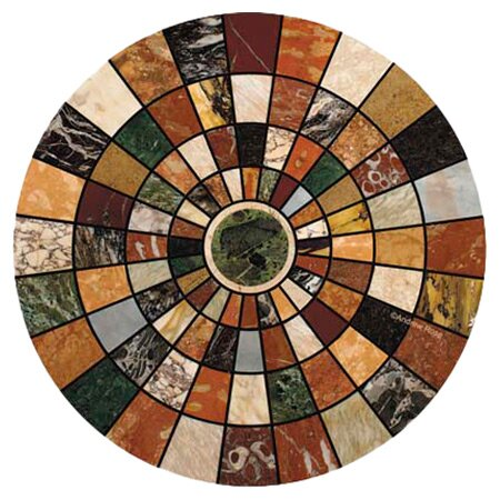 Marble Mosaic Coaster (Set of 4) by Thirstystone