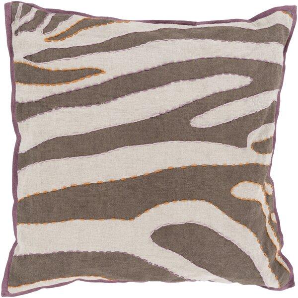 Cherrelle Linen Throw Pillow by World Menagerie