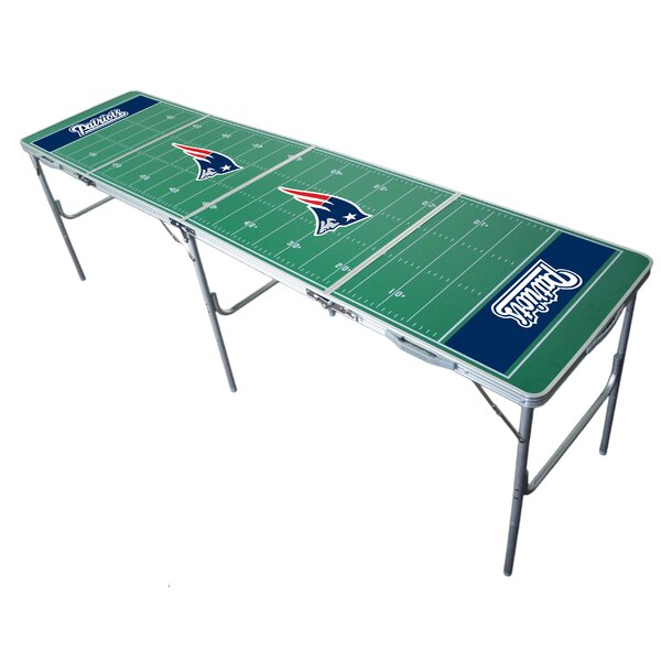 Nfl Tailgate Table By Tailgate Toss.