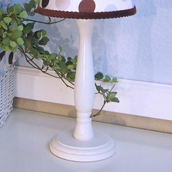 Ash 15 Table Lamp by Brandee Danielle