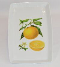 Lemon Platter by The French Bee