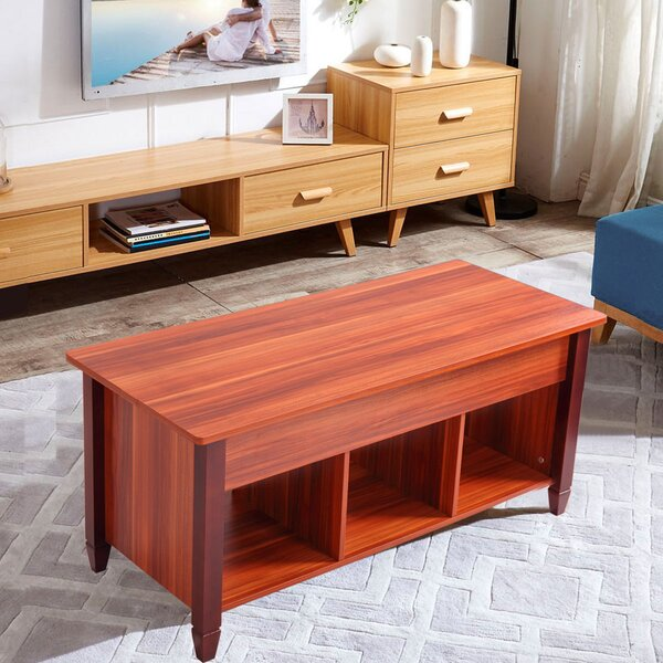 Kiah Lift Top Coffee Table By Latitude Run