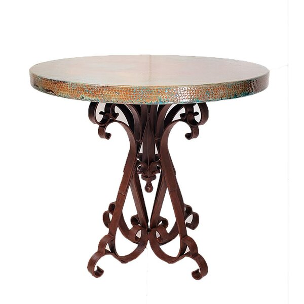 Tierney Bar Table by Fleur De Lis Living