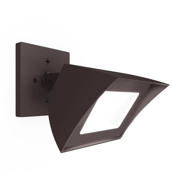 Endurance 35-Watt LED Outdoor Security Flood Light by WAC Lighting