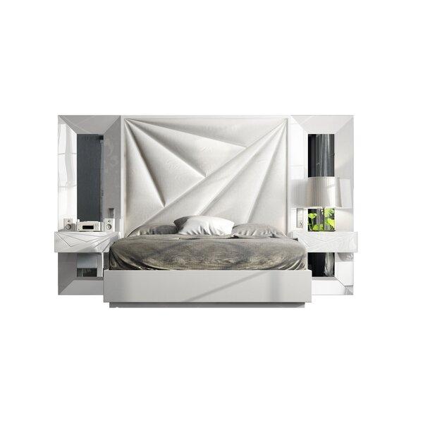 Helotes Platform 5 Piece Bedroom Set By Orren Ellis by Orren Ellis Comparison