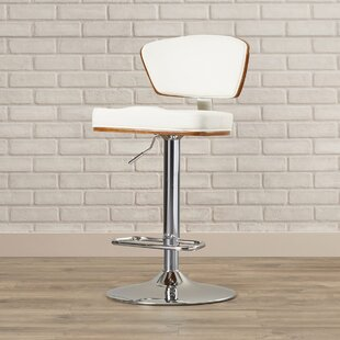 Find the perfect Culpepper Adjustable Height Swivel Bar Stool Compare & Buy
