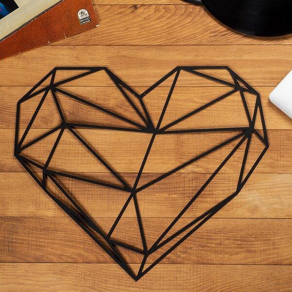 Heart Wall Decor by Ebern Designs