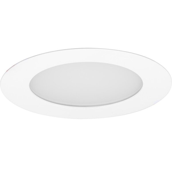 Edgelit 7 Shower Recessed Trim by Progress Lighting