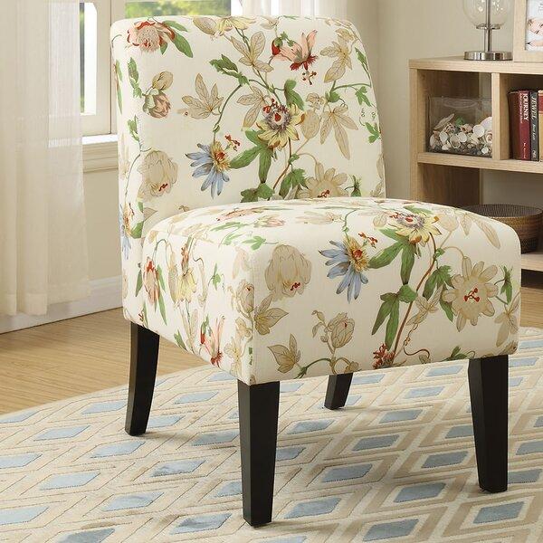 Urbain Slipper Chair by August Grove