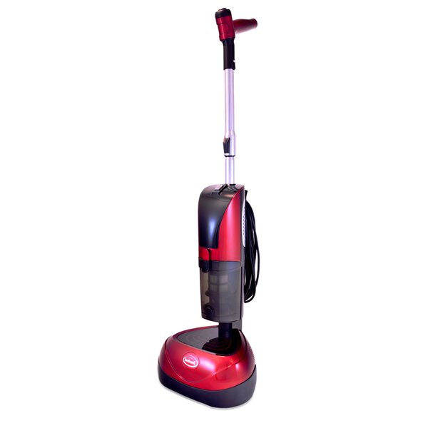 4-in-1 Floor Cleaner/Scrubber/Polisher and Vacuum