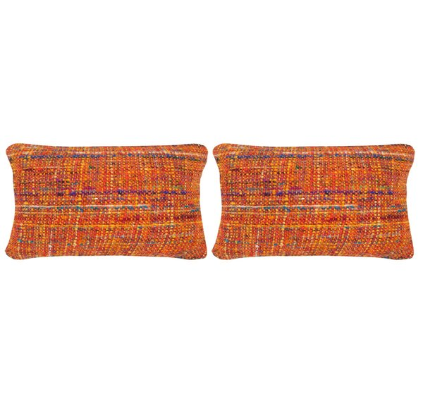 Lark Lumbar Pillow (Set of 2) by Bungalow Rose