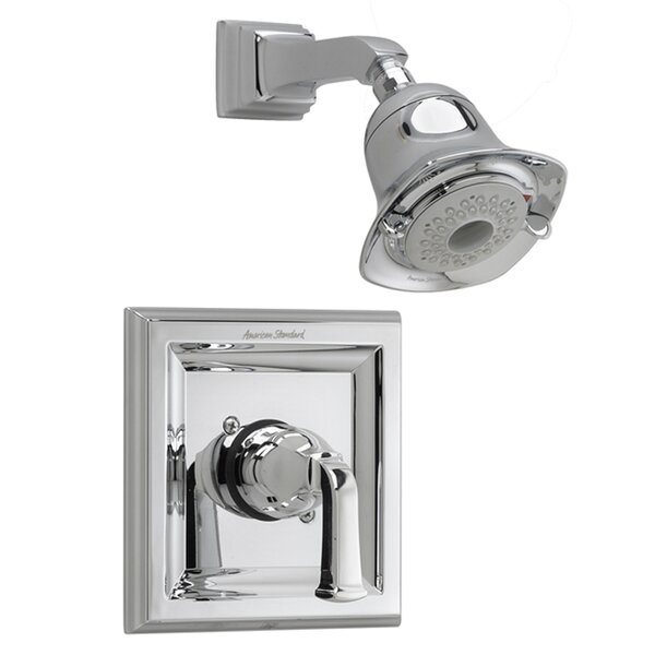 Town Square Single Handle 3 Function Shower Only Trim Kit with FloWise by American Standard