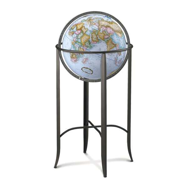 Trafalgar World Globe by Replogle Globes