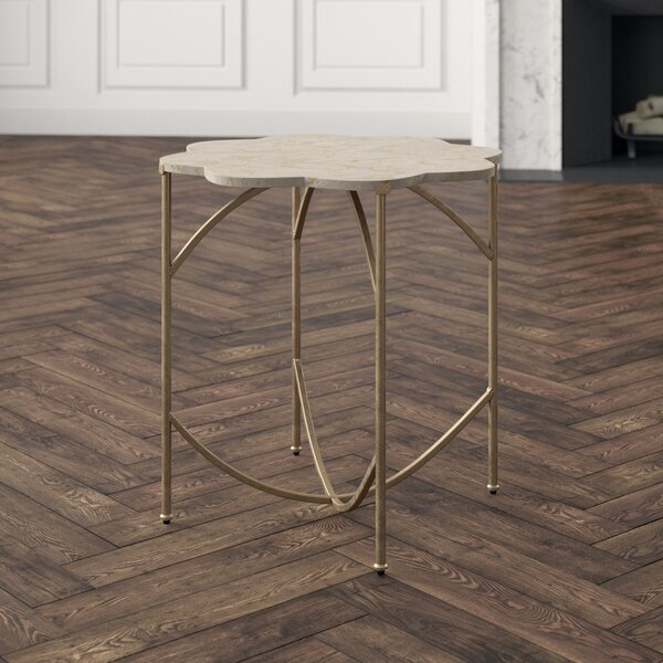 Gillian End Table By Gabby