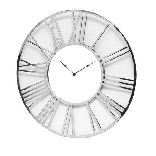 Analoge Wanduhr Leyburn World Menagerie | Dekoration > Uhren > Wanduhren | World Menagerie