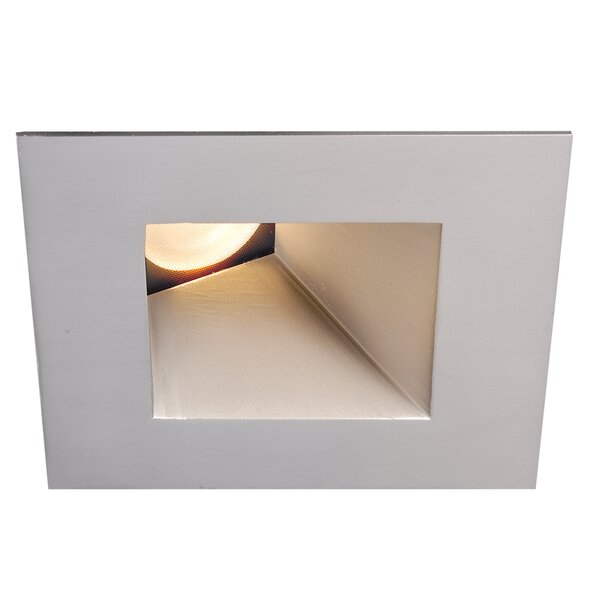 Tesla 3.5 Square Adjustable Recessed Trim by WAC Lighting