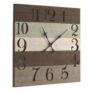 Oversized 76cm Wall Clock