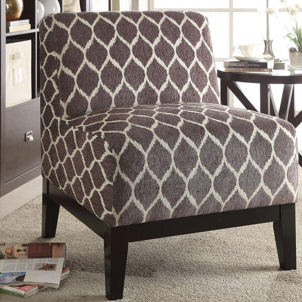 Warrenton Slipper Chair by Bungalow Rose