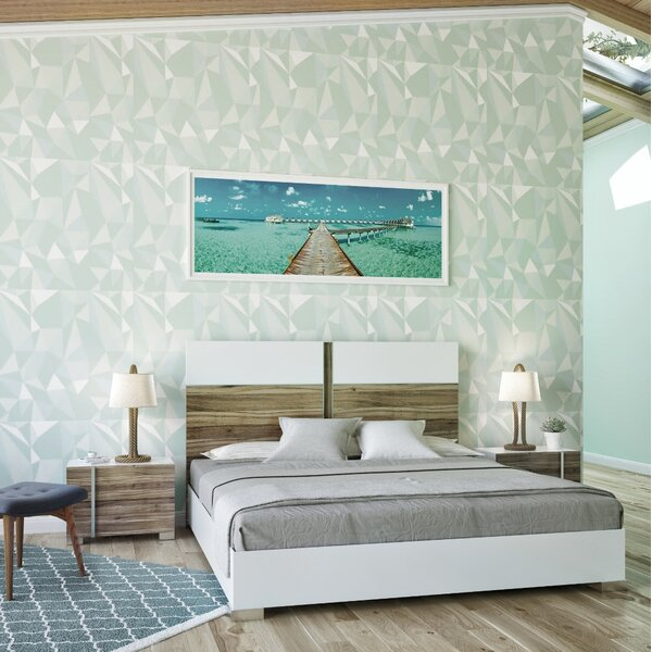 Cobbey Modern Platform 3 Piece Bedroom Set by Wade Logan