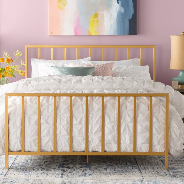 Ackles Standard Bed by Willa Arlo Interiors