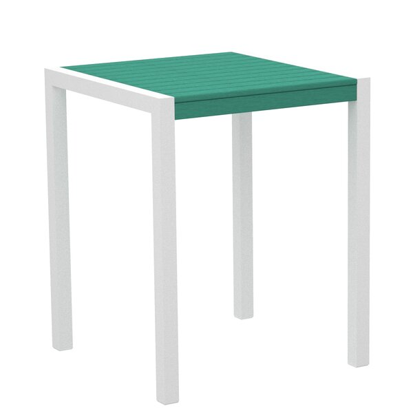 MOD Plastic Bar Table by POLYWOOD®