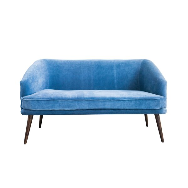 Angulo Loveseat by Bungalow Rose