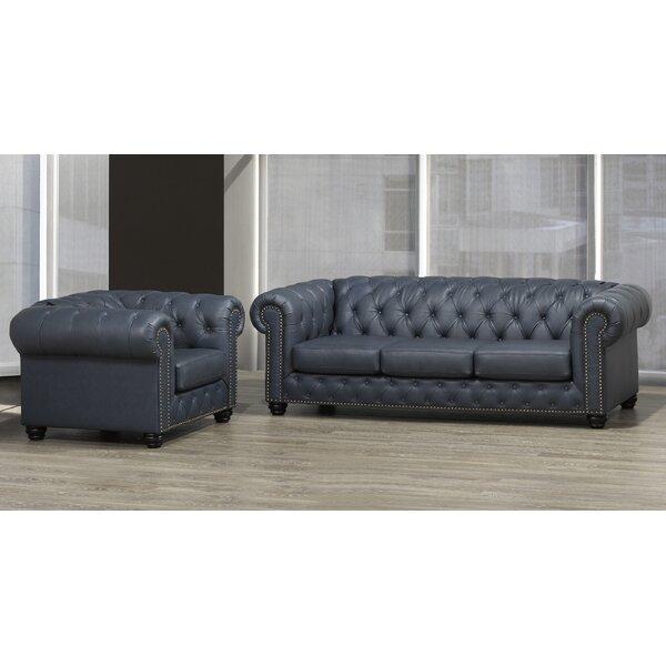 Orner 2 Piece Living Room Set by Astoria Grand