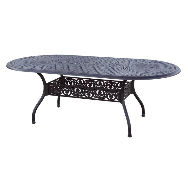 Fairmont Oval Dining Table by Astoria Grand