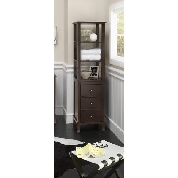 Bedford 19.57 W x 72.05 H Linen Tower by Ronbow