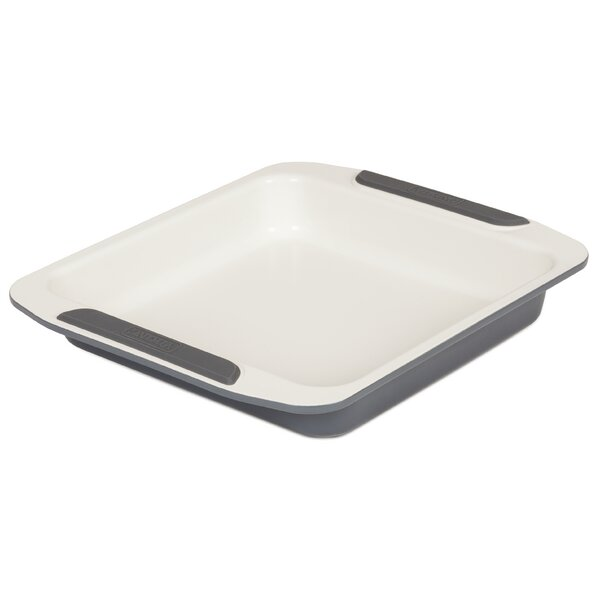 Square Coated Cake Pan by Viking