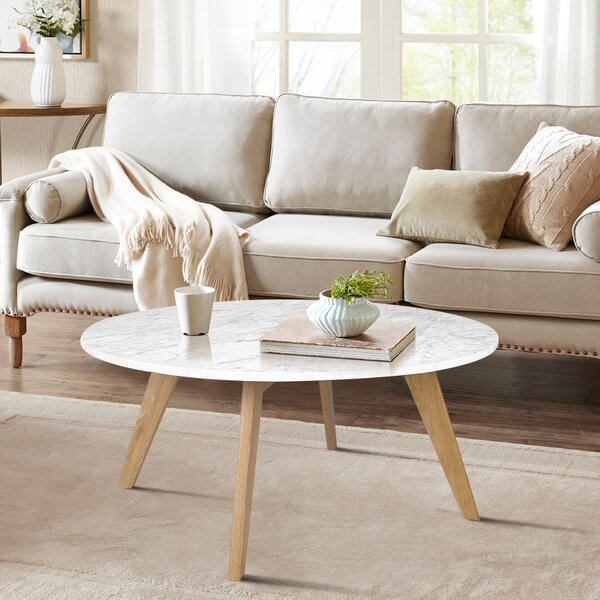 Hauck Coffee Table With Storage By Wrought Studio