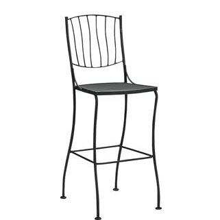 Aurora 30.5 Patio Bar Stool by Woodard
