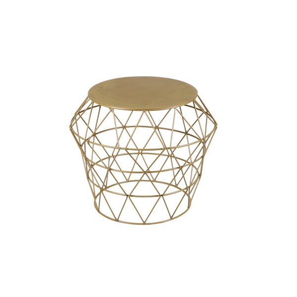 Meet Drum Stool by Fashion N You by Horizon Interseas