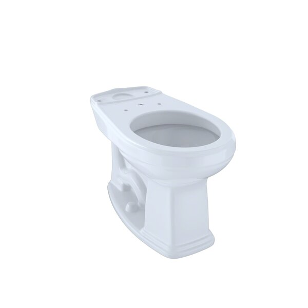 Promenade 1.28 GPF Round Toilet Bowl by Toto