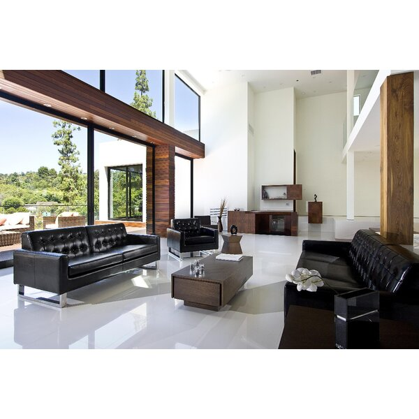 Caves Configurable Living Room Set by Orren Ellis