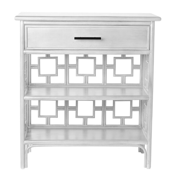 Sobe End Table with Storage by David Francis Furniture David Francis Furniture