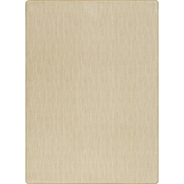 Booker Pampas Taupe Area Rug by Orren Ellis