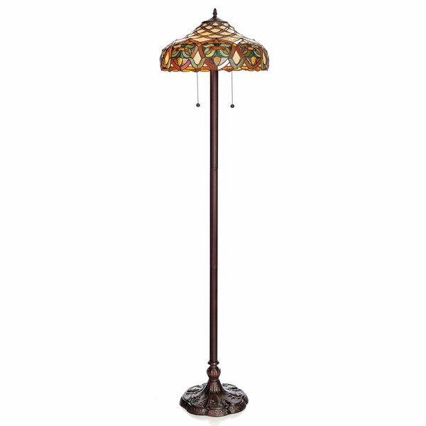 Arielle 61 Floor Lamp by Warehouse of Tiffany