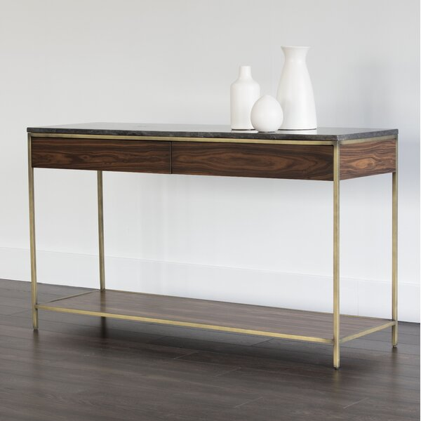 Misti Console Table By Orren Ellis