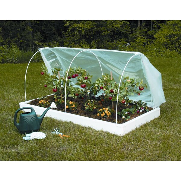 Multi Season System 2 Ft. W x 4 Ft. D Mini Greenhouse by Guarden
