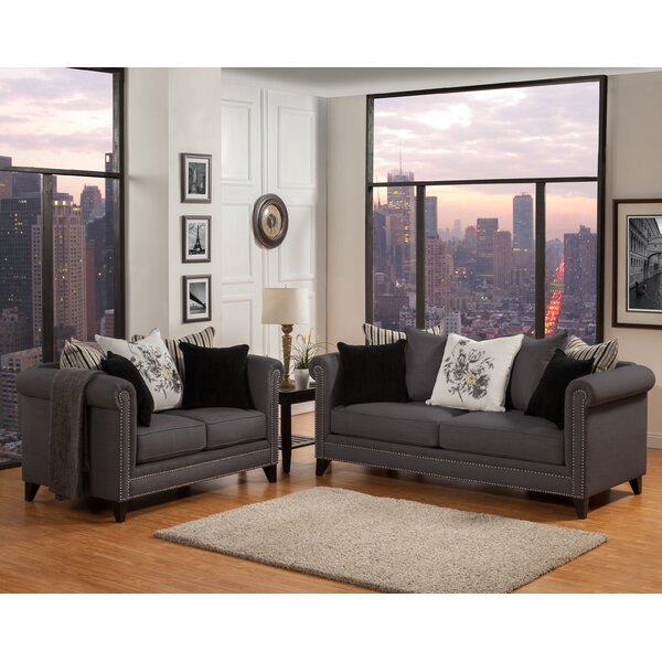 Henson Configurable Living Room Set by Astoria Grand