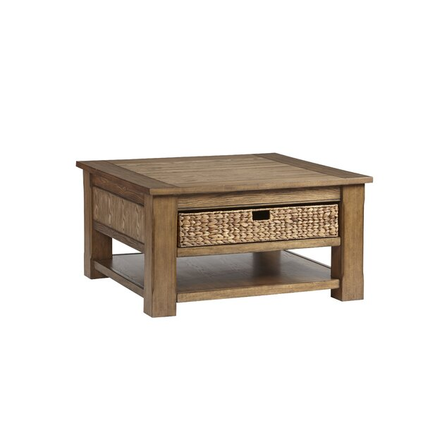 Croyle Coffee Table by Breakwater Bay