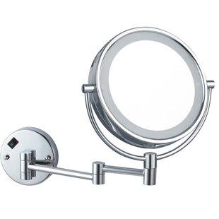 Compare Double Face Round Bathroom / Vanity Mirror ByGlimmer by Nameeks