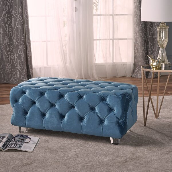 Lolita Tufted Cocktail Ottoman by Mercer41